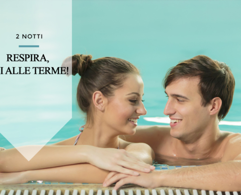 Hotel Terme Salus | Respira, sei alle Terme! | 2 Notti