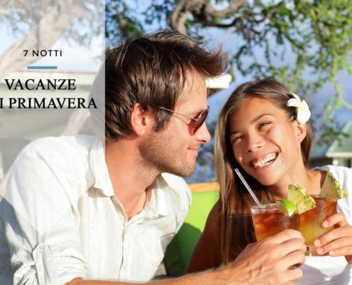 Hotel Terme Salus   Vacanze di Primavera   7 Notti